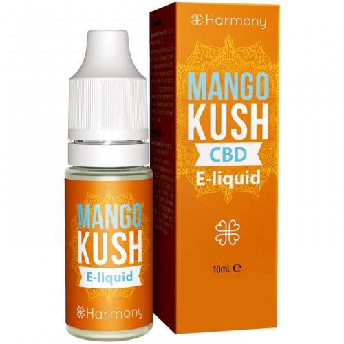 E-liquid Harmony Mango Kush 100mg CBD 10ml