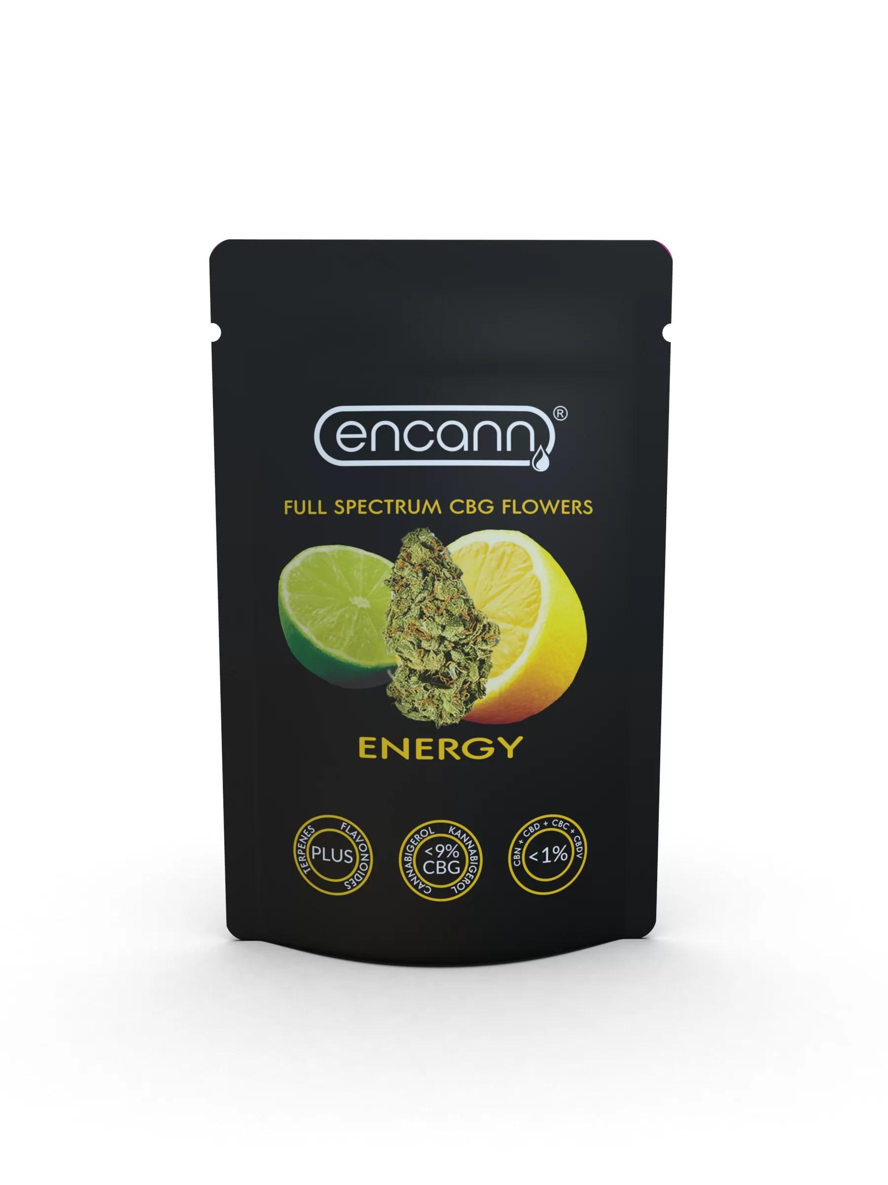 Susz konopny Energy