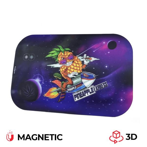 Pokrywa magnetyczna na tackę do skręcania Best Buds Pineapple Express