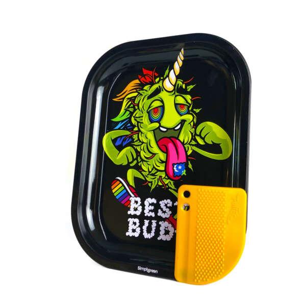 Tacka do skręcania Best Buds LSD mała