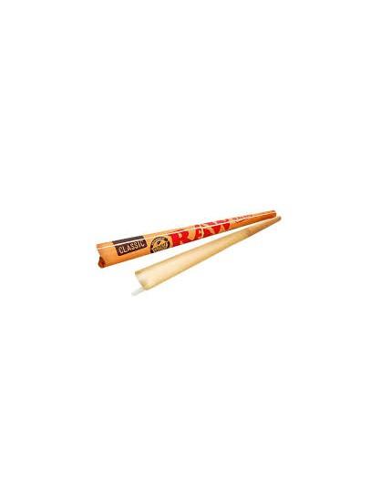 Bibułki Raw Cone Classic Emperador 18cm